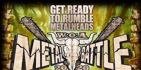 WACKEN METAL BATTLE USA 2020: Austin Regional tickets