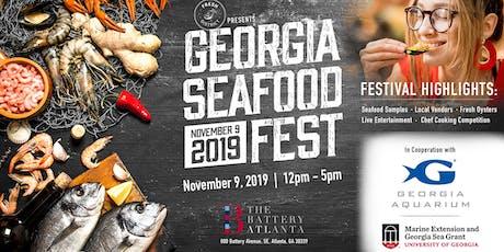 Georgia Seafood Festival 2019 tickets