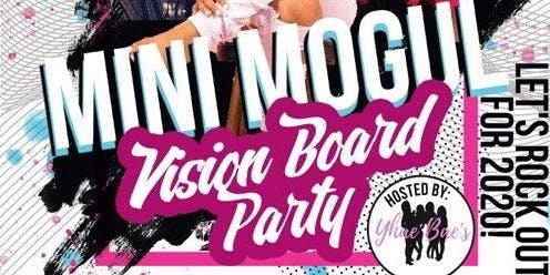 Mini Mogul Vision Board Party
