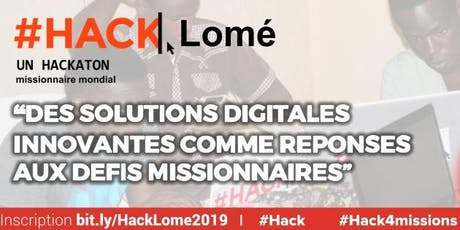 #Hack Togo 2019 billets