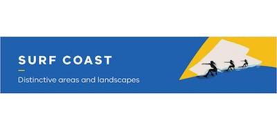 DELWP: Surf Coast Planning Workshop – Distinctive Areas and Landscapes