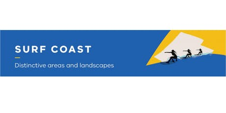DELWP: Surf Coast Planning Workshop – Distinctive Areas and Landscapes tickets