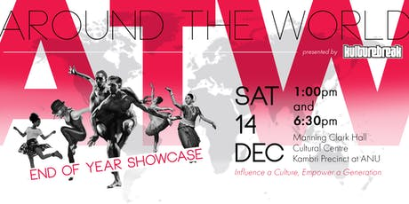"Kulture Break's ""Around The World"" End of Year Fundraiser Concert tickets"