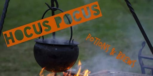 Hocus Pocus - Potions & Brews with Essential Oils!