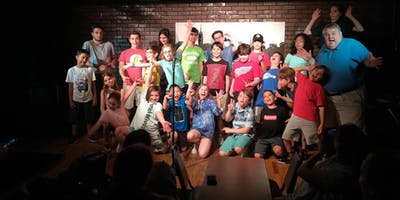 COMEDY CAMP for KIDS & TEENS Times Square NYC