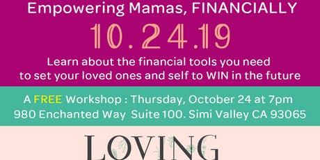 Empowering Mamas Financially tickets
