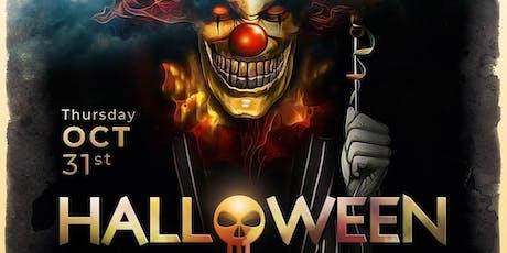 Halloween 2019 Countdown to Mind Blown tickets