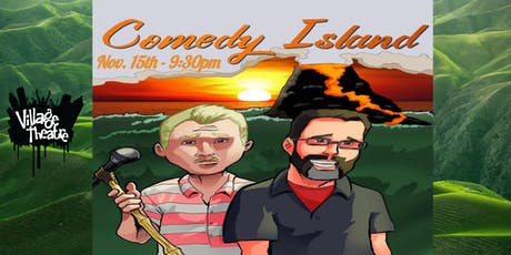 Comedy Island tickets