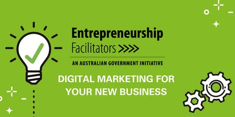Introductory Digital Marketing For Your New Business Start-Up tickets