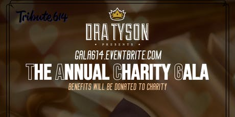 The Annual Charity Gala tickets