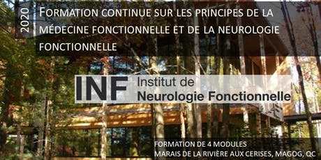 Formation continue sur les principes de la médecine fonctionnelle et de la neurologie fonctionnelle  tickets