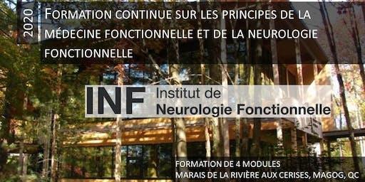 Formation continue sur les principes de la médecine fonctionnelle et de la neurologie fonctionnelle