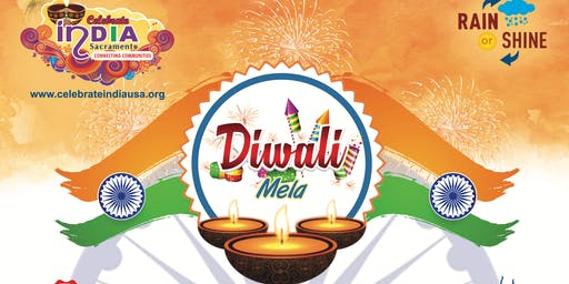 Festival of Lights - Celebrate India Diwali Mela 2019