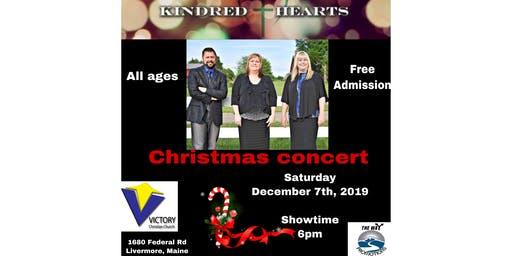 Kindred Hearts Christmas Concert