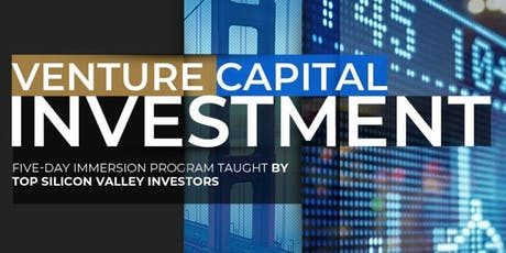 Venture Capital Academy – The Secrets of Investing in Technology Startups | April tickets