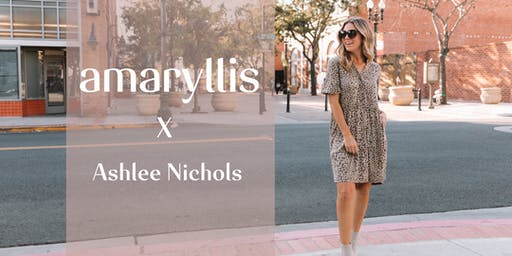 Amaryllis x Ashlee Nichols Collection Launch Party