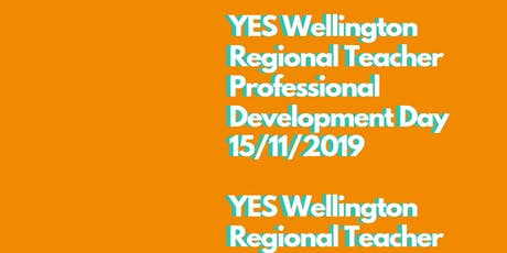 YES Wellington Region Teacher Day tickets