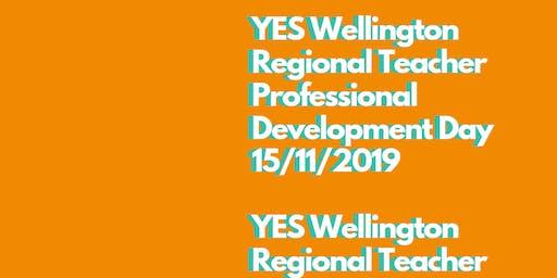 YES Wellington Region Teacher Day