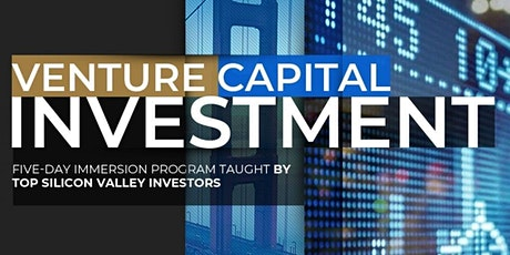 Venture Capital Academy – The Secrets of Investing in Technology Startups | July tickets