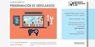 PROGRAMACIÓN DE VIDEO JUEGOS