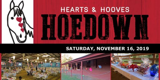 Hearts & Hooves 18th Annual Hoedown