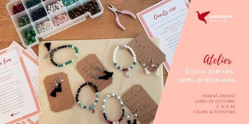 Atelier Bijoux / pierres semi-précieuses