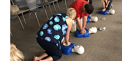 ***** and Pediatric First Aid CPR AED​, $100, Same day Red Cross card.
