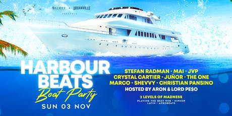 Harbour Beats Boats Party! tickets
