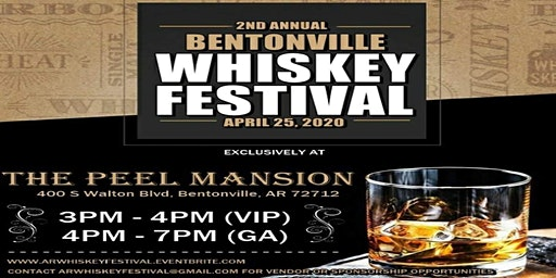 2nd Bentonville Whiskey Festival