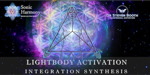 Integration Synthesis: Lightbody Activation and Sound Healing Event PORTLAND VIC