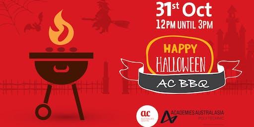 31st OCT HALLOWEEN BBQ AC MELBOURNE