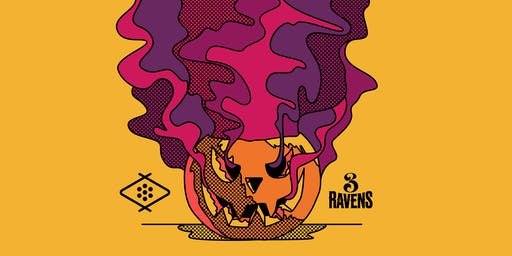 Up In Smoke Presents: Brewer's Feast #4 Ft. 3 Ravens
