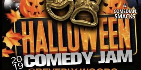 Halloween 2019 Comedy Jam tickets