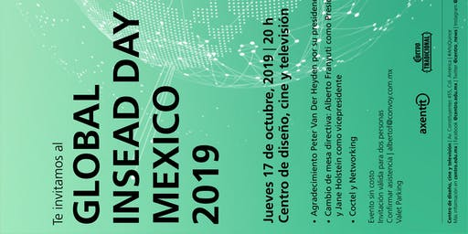 Global INSEAD Day Mexico City 2019