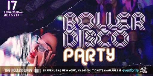 The Roller Wave: Roller Disco