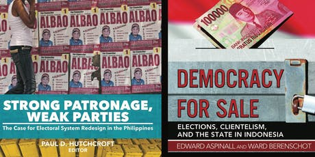 Book Launch: 'Strong Patronage, Weak Parties' and 'Democracy for Sale' tickets