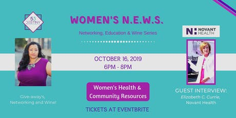 Women's N.E.W.S. (Monthly Event) tickets