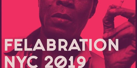 Felabration tickets