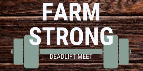 Farm Strong tickets