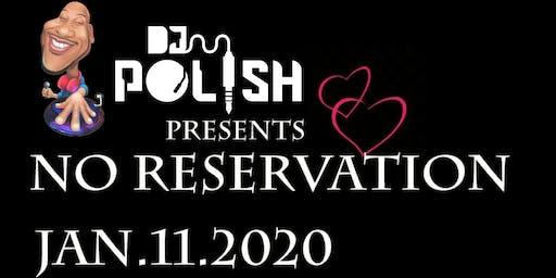 PoLiSH Birthday Celebration No Reservation