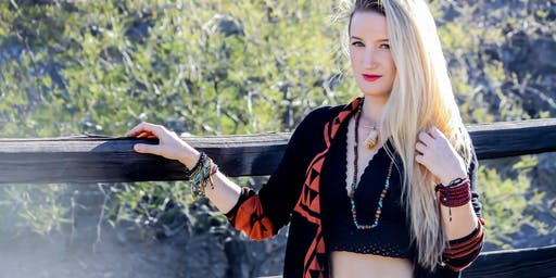 Featured Model Shoot: Boho Chic with Juliette Marie