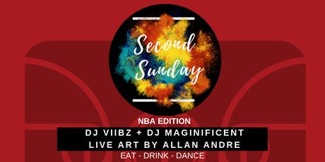 Second Sunday II - Music, Food, Drinks, & Live Art  tickets