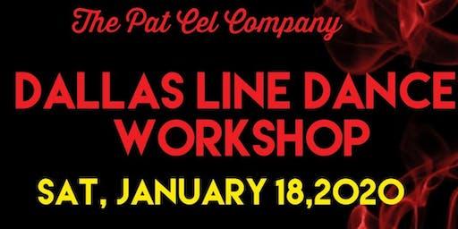 Dallas Line Dance Workshop