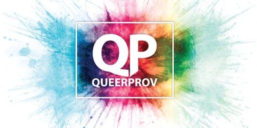 Queer Improv Comedy - October!