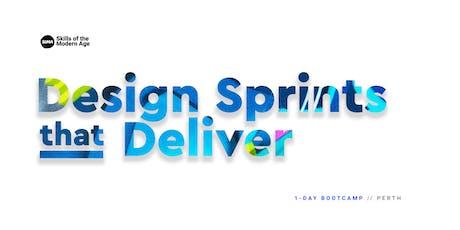 Design Sprints that Deliver tickets