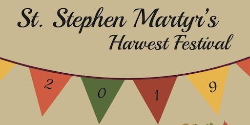 St Stephen Martyr Harvest Festival