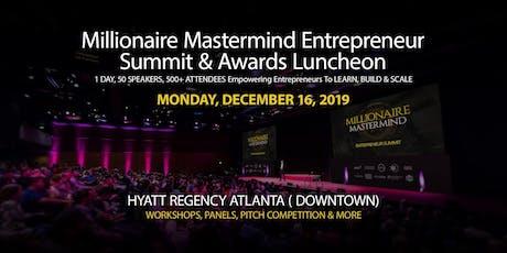 Millionaire Mastermind Entrepreneur Summit tickets