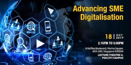 SMEs Go Digital - Advancing SME Digitalisation tickets