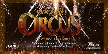 Rock & Roll Circus - New Year´´'s Eve Party boletos