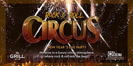 Rock & Roll Circus - New Year´´'s Eve Party entradas